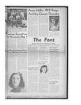 The Font: April 29, 1947 by Fontbonne College