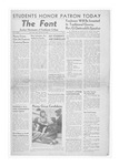 The Font: October 15, 1947