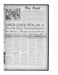 The Font: December 15, 1947 by Fontbonne College