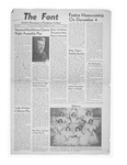The Font: November 23, 1948 by Fontbonne College
