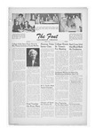The Font: April 17, 1953 by Fontbonne College