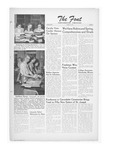 The Font: March 25, 1954 by Fontbonne College