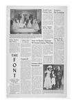 The Font: November 16, 1962 by Fontbonne College