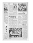 The Font: March 15, 1963