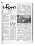 The Font: October 1, 1963 by Fontbonne College