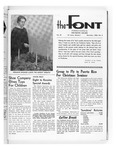 The Font: December 1, 1963