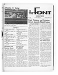The Font: March 1, 1964