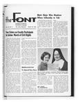 The Font: March 18, 1965