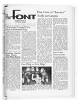 The Font: October 28, 1965