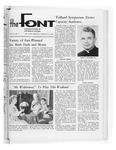 The Font: February 15, 1966