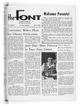 The Font: April 14, 1967