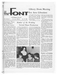 The Font: January 19, 1968