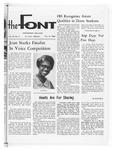 The Font: February 14, 1968