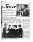 The Font: May 26, 1968