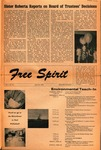 Free Spirit: April 20, 1970 by Fontbonne College