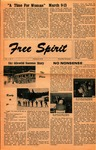 Free Spirit: February 9, 1970 by Fontbonne College