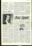 Free Spirit: March 15, 1971 by Fontbonne College