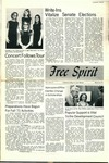 Free Spirit: March 30, 1971 by Fontbonne College
