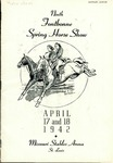 9th Fontbonne Spring Horse Show by Fontbonne College
