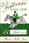 14th Annual Fontbonne Horse Show by Fontbonne College