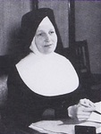 Mary Marcella Casey, CSJ by Fontbonne University Archives