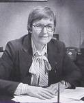 Jane Kehoe Hassett, CSJ by Fontbonne University Archives