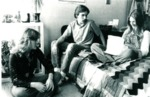Residential Life: Male in the Dorms, 1972 by Fontbonne University Archives