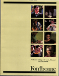 Residential Life: Diverse Friendships & Rising Costs, 1987 by Fontbonne University Archives