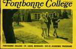 Tuition & Fees: Fontbonne College Catalog, 1971-1972 by Fontbonne University Archives