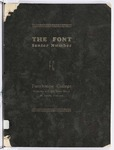 1927: The Font by Fontbonne College