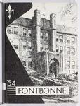 1954: Fontbonne by Fontbonne College